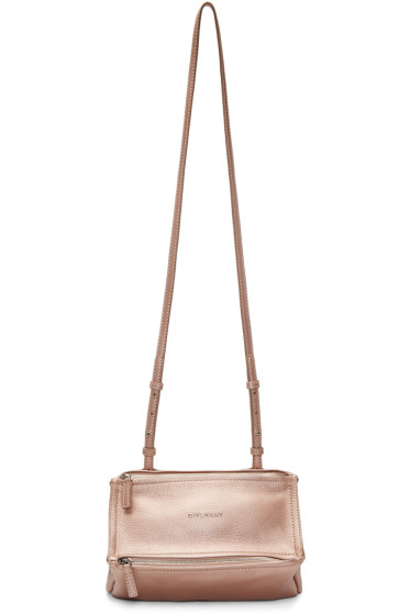 Givenchy - Pink Mini Pandora Bag