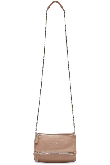 Givenchy - Pink Mini Chain Pandora Bag