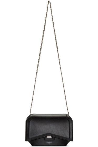 Givenchy - Black Bow-Cut Bag
