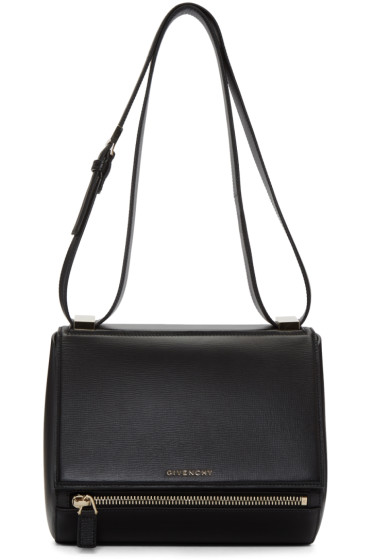 Givenchy - Black Medium Pandora Box Bag