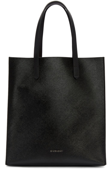 Givenchy - Black Canvas Medium Tote