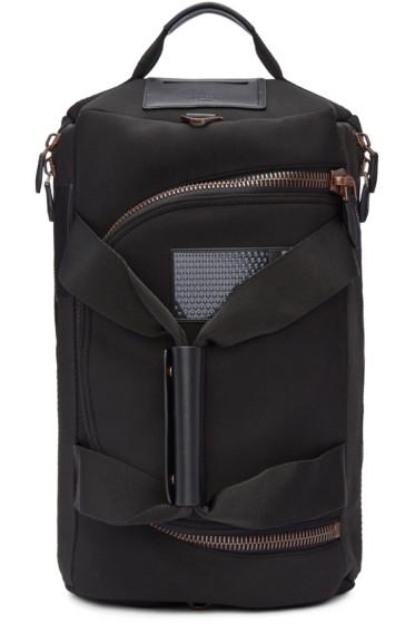 Givenchy - Black Convertible Backpack