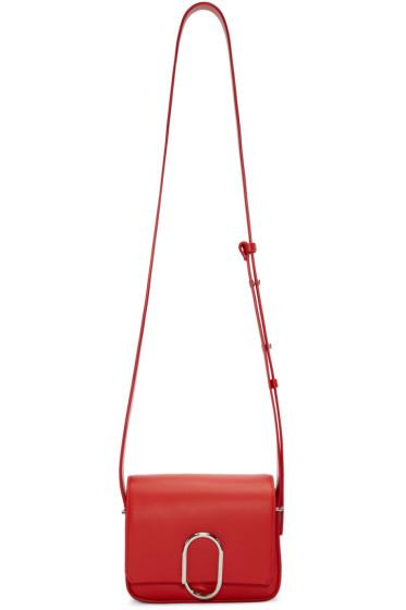 3.1 Phillip Lim - Red Leather Mini Alix Bag