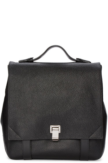 Proenza Schouler - Black Courier Backpack