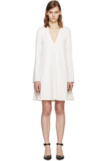 Proenza Schouler - Off-White Crepe Dress