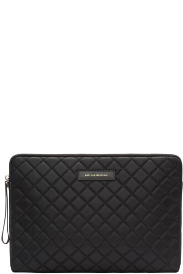 Want Les Essentiels - Black Florio Laptop Case
