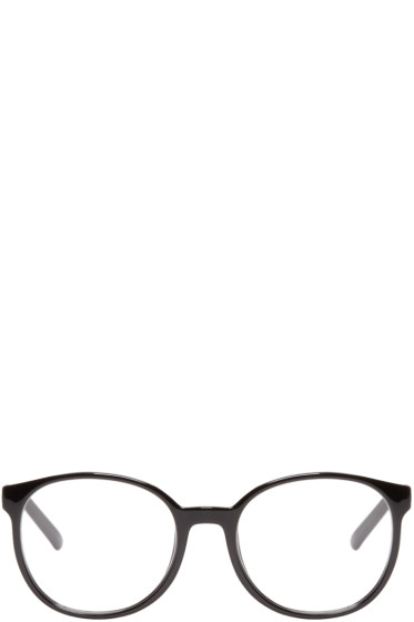 Chloé - Black Round Optical Glasses