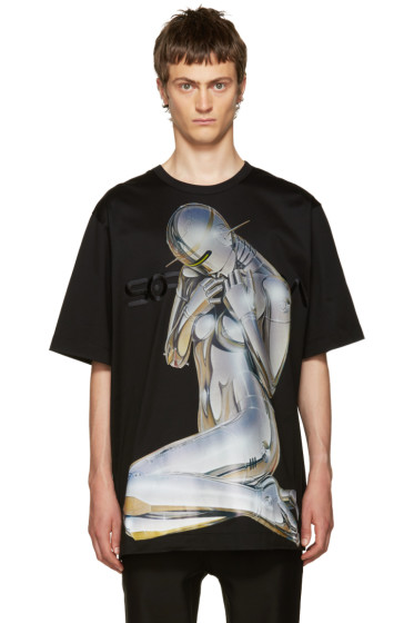 Juun.J - Black Soyarama T-Shirt