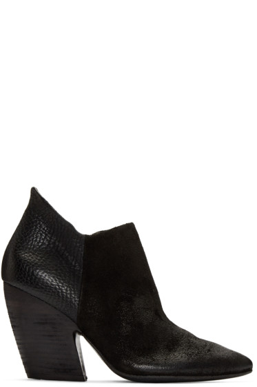 Marsèll - Black Sunetta Cunetta Boots