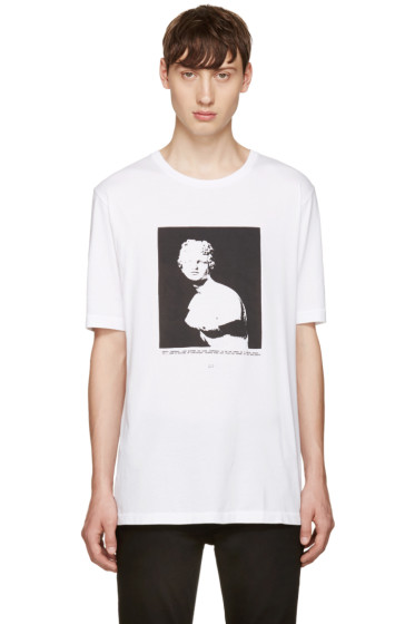 BLK DNM - White 20 T-Shirt