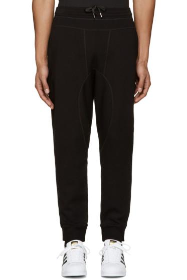 Neil Barrett - Black Slim Lounge Pants