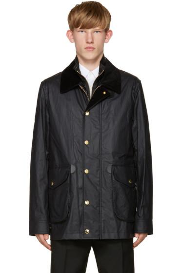 Burberry - Navy Watford Jacket