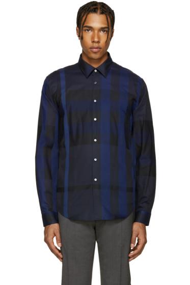 Burberry - Navy Southbrook Shirt