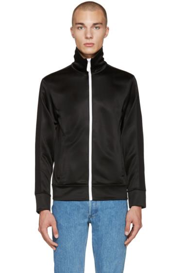 Burberry - Black Track Sweater