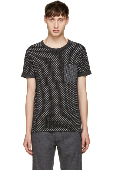 Burberry - Black Sandon T-Shirt