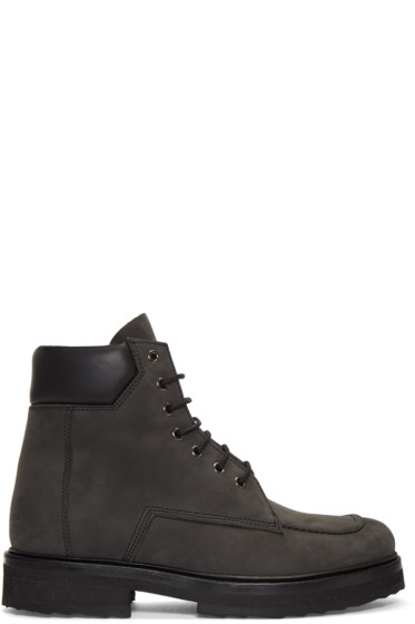 Pierre Hardy - Grey Chicago Ankle Boots