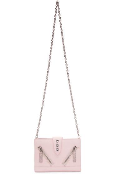Kenzo - Pink Kalifornia Chain Bag