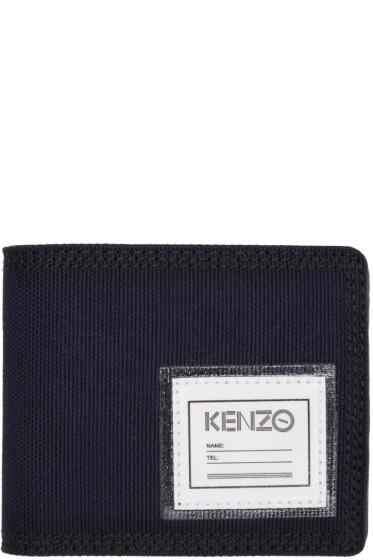 Kenzo - Navy ID Wallet