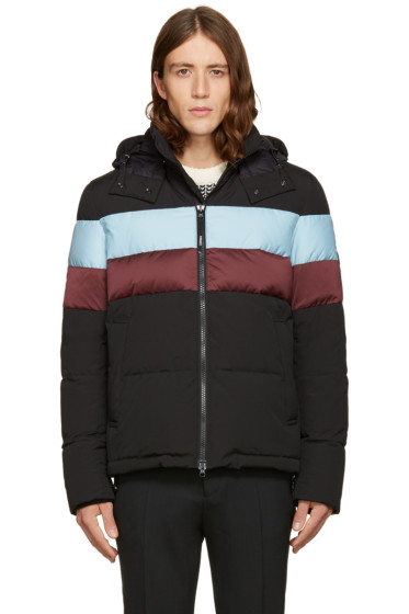 Kenzo - Black Stripes Jacket
