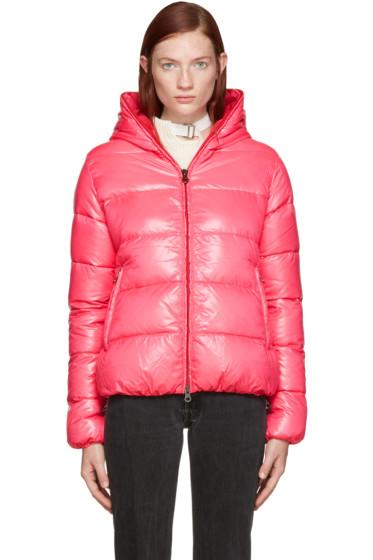 Duvetica - Pink Down Thiacinque Jacket