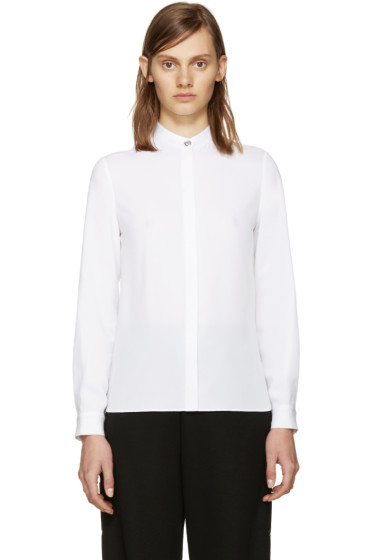 Versus - White Lion Head Blouse