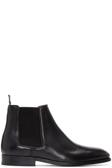 PS by Paul Smith - Black Gerald Chelsea Boots