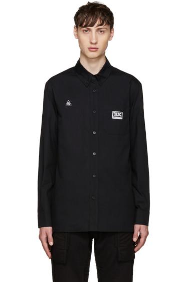 KTZ - Black Patches Shirt