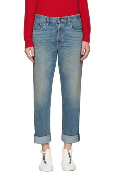 6397 - Blue 495 Jeans