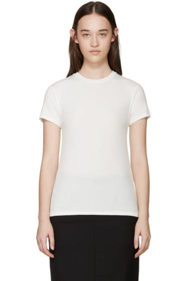 6397 - White Mini Boy T-Shirt
