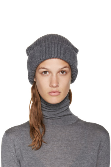 Stella McCartney - Grey Frills Beanie