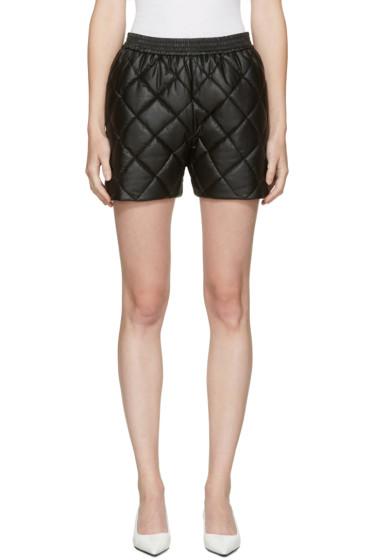 Stella McCartney - Black Cesira Shorts