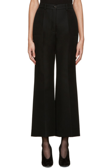 Nina Ricci - Black Wool Trousers