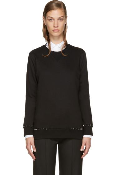 Valentino - Black Rockstud Pullover