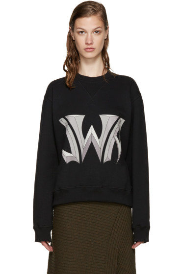 J.W.Anderson - Black New Logo Pullover