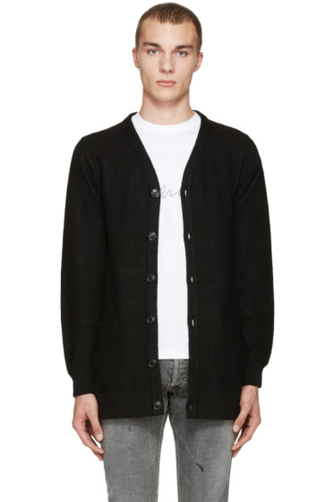Visvim - Black Selmer Long Cardigan