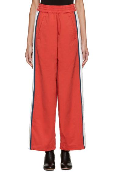 Facetasm - Red Tearaway Lounge Pants