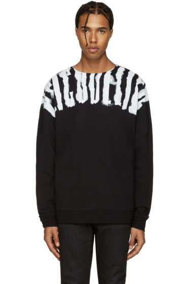 Marcelo Burlon County of Milan - Black Chachani Sweatshirt
