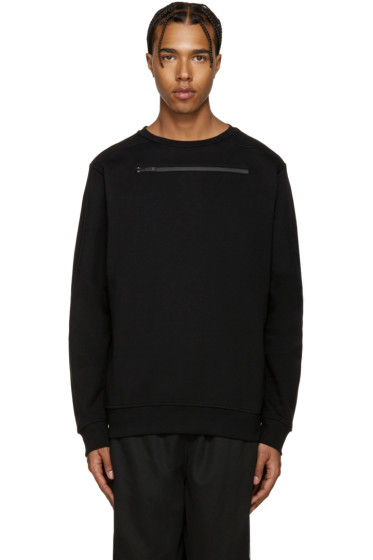 Marcelo Burlon County of Milan - Black Pichincha Pullover