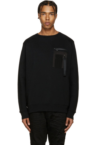 Marcelo Burlon County of Milan - Black Sangay Pullover