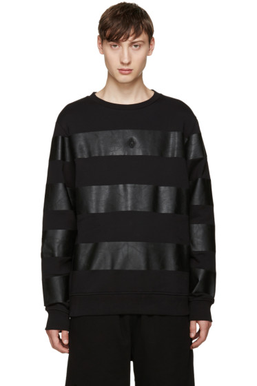 Marcelo Burlon County of Milan - Black Del Huila Sweatshirt