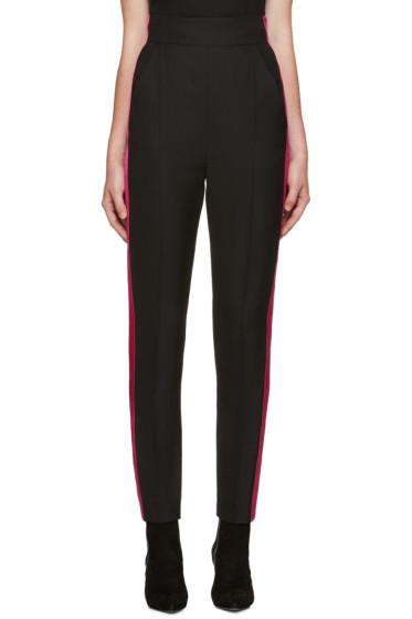 Haider Ackermann - Black Ribbon Orbai Trousers
