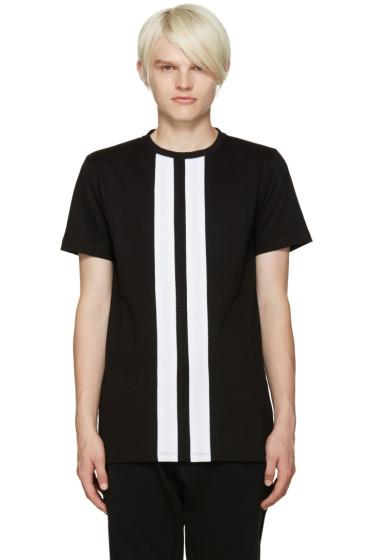 Pyer Moss - Black Stripe T-Shirt