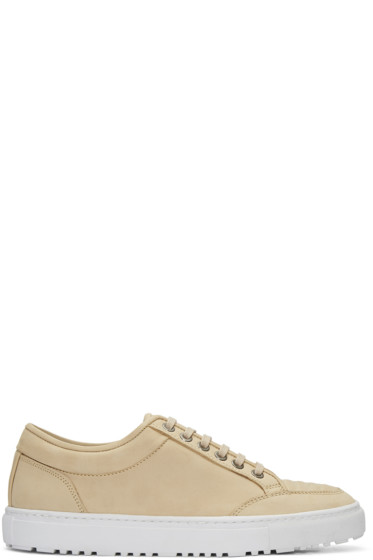 ETQ Amsterdam - Beige Low 2 Sneakers