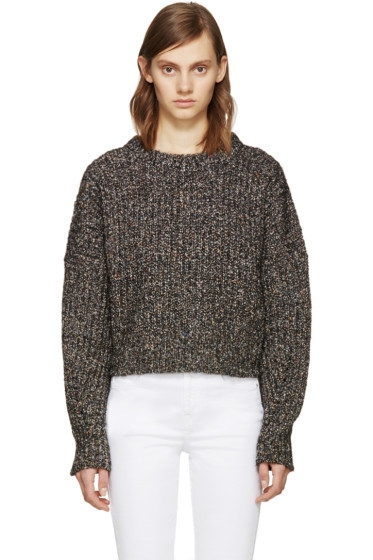 Isabel Marant Etoile - Multicolor Marled Hewitt Sweater