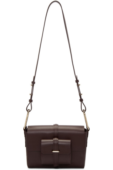 Isabel Marant - Burgundy Delano Bag