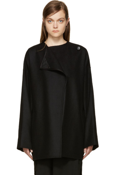 Isabel Marant - Black Feodor Coat