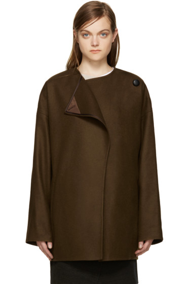Isabel Marant - Brown Feodor Coat