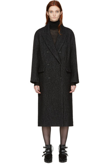 Isabel Marant - Black Habra Coat