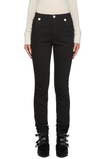 Isabel Marant - Black Meryl Jeans