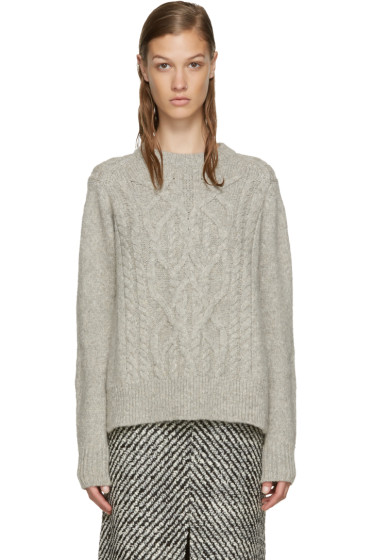 Isabel Marant - Grey Gabao Sweater